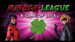Miracu-League: Miraculous Ladybug and Cat Noir - Episode 3: A Game of Luck
