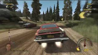 Flatout Ultimate Carnage Gameplay XBox 360 HD