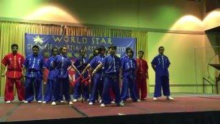 American ShaoLin Kung Fu Master (Shi Yan Feng)