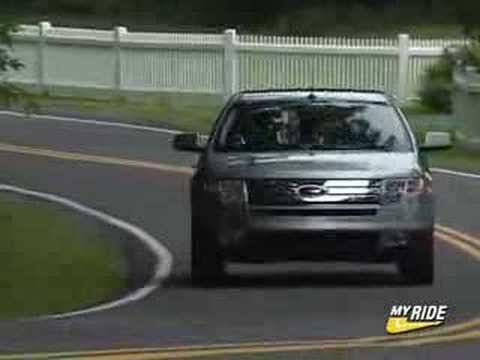 Review: 2007 Ford Edge