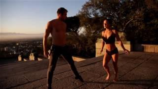 Duo Acro-dance (Alex e Claire)