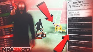 MY 6'5 PLAYMAKING SHOTCREATOR IS UNGUARDABLE! STEEZO EXPOSES THE BEST SIGS AND PLAYER BUILD NBA 2K20