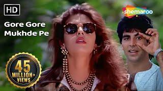 Gore Gore Mukhde Pe (HD) | Suhaag (1994) | Akshay Kumar | Nagma | Udit Narayan | Alka Yagnik