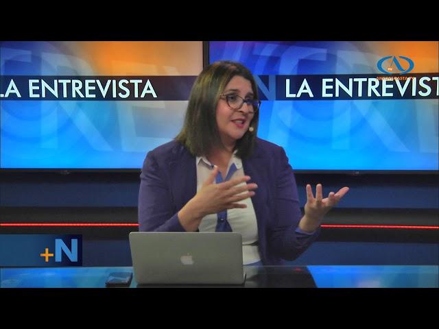 La Entrevista: Diputado Esteban Velásquez