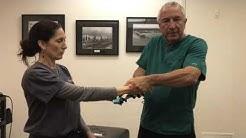 Wrist Pain - Chiropractic Wrist Adjustment - Cocoa Beach Chiropractor