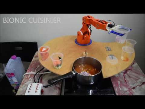 BIONIC CUISINIER - Tom Yum Soup