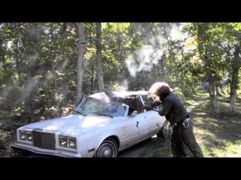 Atrox the Junk Sword vs. Car