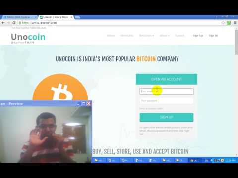 Blockchain ke bitcoin ko sell kar ke bank account me fund kaise receivee kare – tutorial