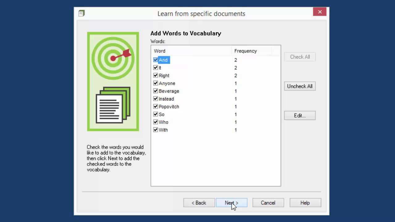 Dragon NaturallySpeaking Feature Demos - These useful, short