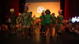 Animal Song (by Savage Garden) - Dance Performance by Grade 2 Students