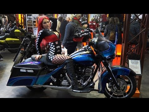 Custombike | Harley Davidson Street Glide Bagger Umbau