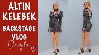 Çağla | Altın Kelebek Backstage Vlog | Güzellik-Bakım Video