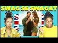 BRITISH PEOPLE REACT TO SWAG SE SWAGAT | TIGER ZINDA HAI