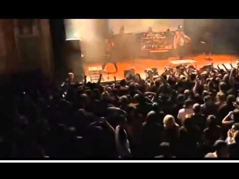 Tim Lambesis - Wake Up - Mitch Lucker Memorial Show - YouTube