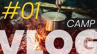 Camp Vlog #01 - Nie ma grzybów, pewnie Niemcy wyzbierali!