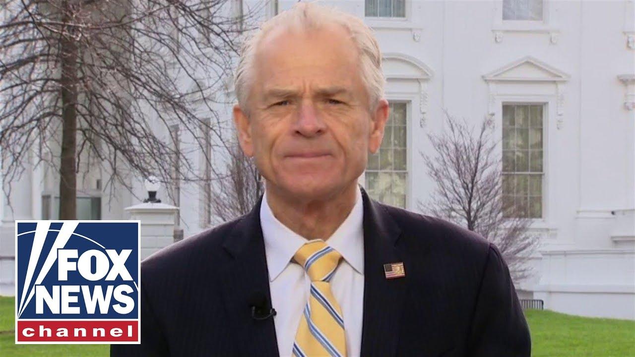 Peter Navarro breaks down latest White House coronavirus efforts
