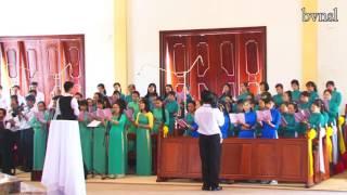 Kinh Cầu các Thánh - lễ cung hiến NT Sơn Lộc
