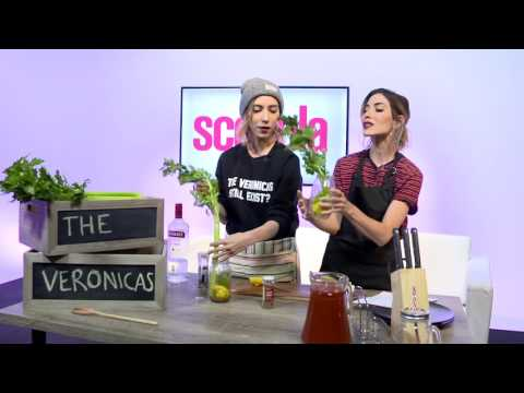 The Veronicas Make An In My Bloody Mary   Scoopla