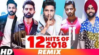 12 Hits Of 2018| Video Jukebox |Hit Punjabi Songs 2018| Speed Records