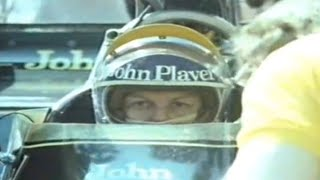 Film om ronnie peterson
