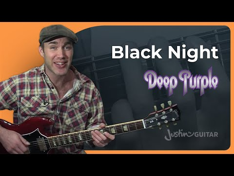 Smoke On The Water - Deep Purple   JustinGuitar.com