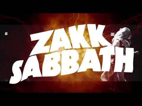 ZAKK SABBATH - STURGIS 2019