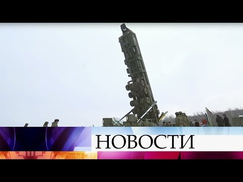 Журналистам показали, как межконтинентальные баллистические ракеты «Ярс» ставят на боевое дежурство.