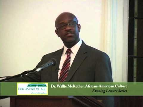 Lecture - African American Culture