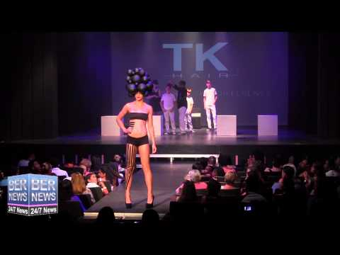 TK Hair At Evolution Hair & Beauty Show, July 7 2014