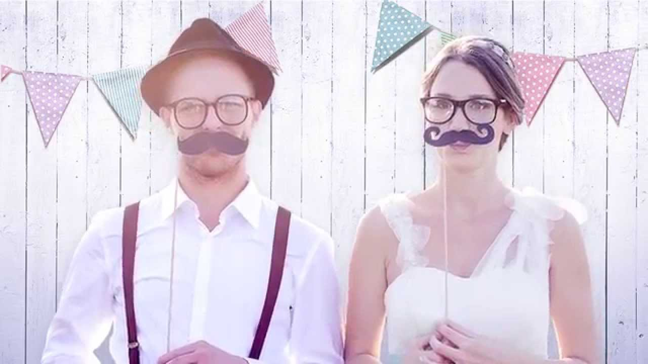 DIY: How to add a Photo Booth to your wedding party for just $99 ...