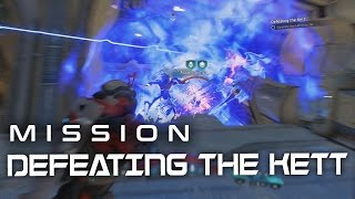Mass Effect Andromeda: Eos Mission - Defeating the Kett