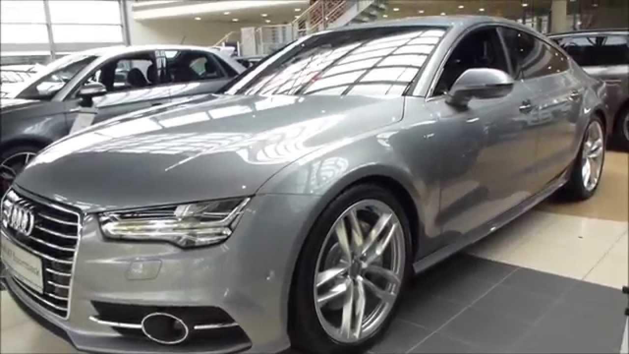 2015 Audi A7 Sportback ''S-Line'' 3.0 TDI Quattro 272 Hp S ...
