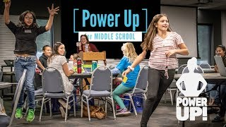 Power Up Fall for Middle School | Greeley, CO | Fall 2018