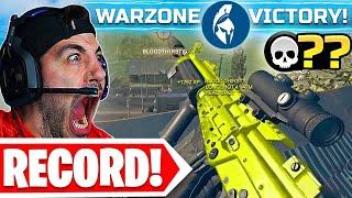 Warzone Solos Are So Bad I Accidentally Broke My Kill Record…