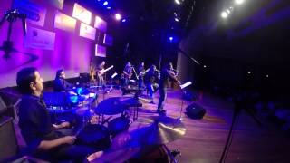 Darshan Doshi Live Drum Cam - Infuse Concert Feb 2015