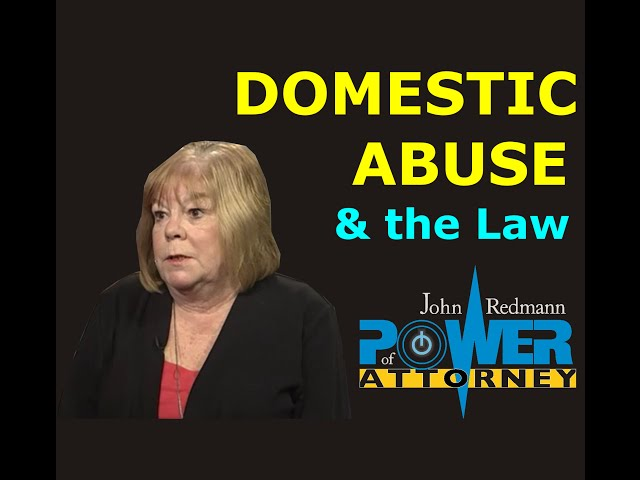 Domestic Abuse & the Law