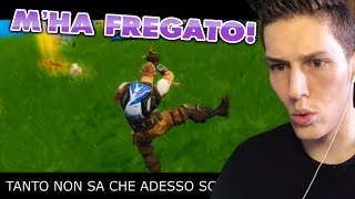 THE BOLSO M'HA FREGATO..... REAL VITTORY FORTNITE ITA PC