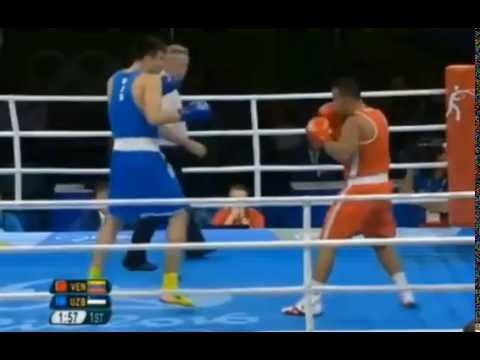 Бокс  Нокауты тяжеловесов Олимпиада в Рио 2016