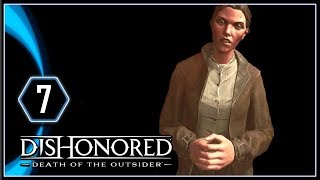 Dishonored Death of the Outsider Gameplay PS4 - Auction Toxins [Part 7]
