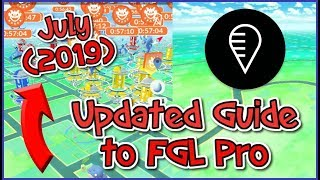 How to use FGL PRO for Pokemon GO! (July 2019)