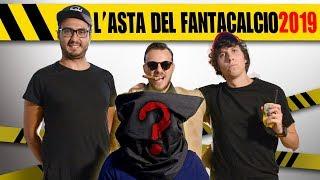 L' ASTA DEL FANTACALCIO 2019 - Parodia