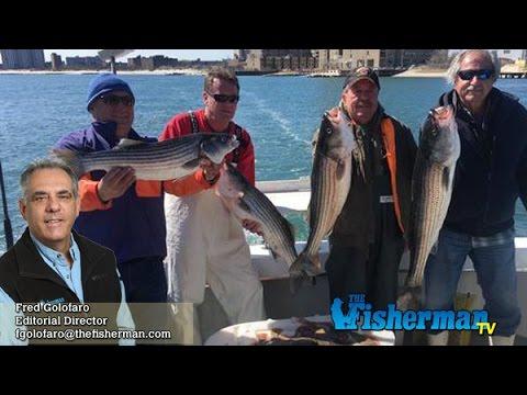 April 27, 2017 Long Island Metro Fishing Report with Fred Golofaro