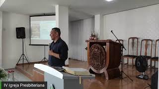 Culto de Oração  - O Sacrifício aceitável da Oração Pr. Clélio Simões  03/11/2020