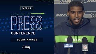 Linebacker Bobby Wagner Week 7 Press Conference | 2019 Seattle Seahawks