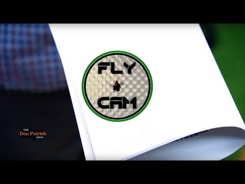 DP Show Open: Fly Cam! - The Dan Patrick Show - 9/21/18 - 동영상