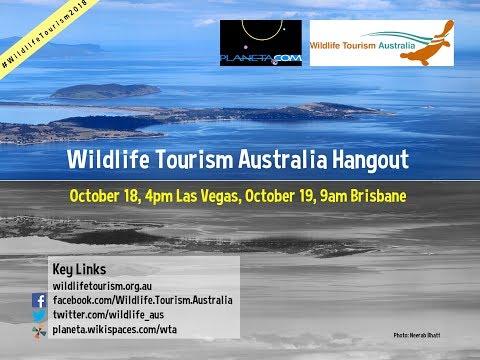 Wildlife Tourism Australia Hangout