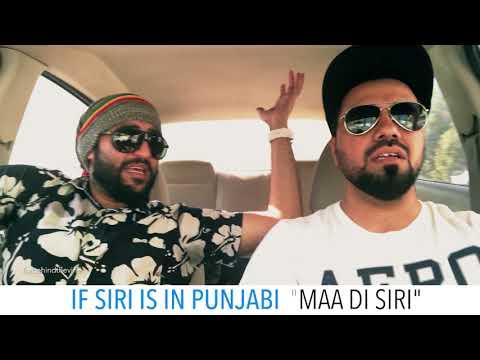 If Siri Is In Punjabi Funny Video