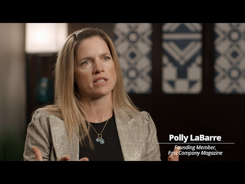 Polly LaBarre | ParadigmShift