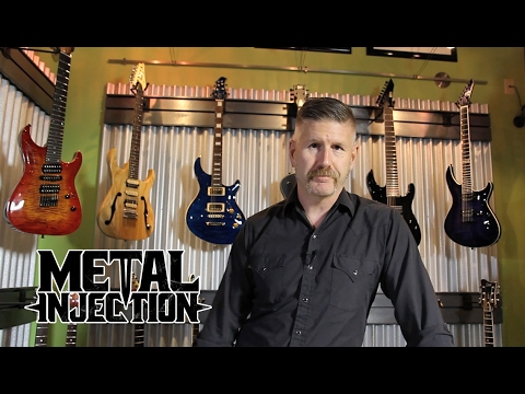 Taste Of Metal - MASTODON's Bill Kelliher Cooks at The Music Zoo! | Metal Injection