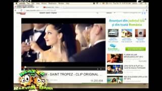Florin Salam o copiaza pe Alexandra Stan